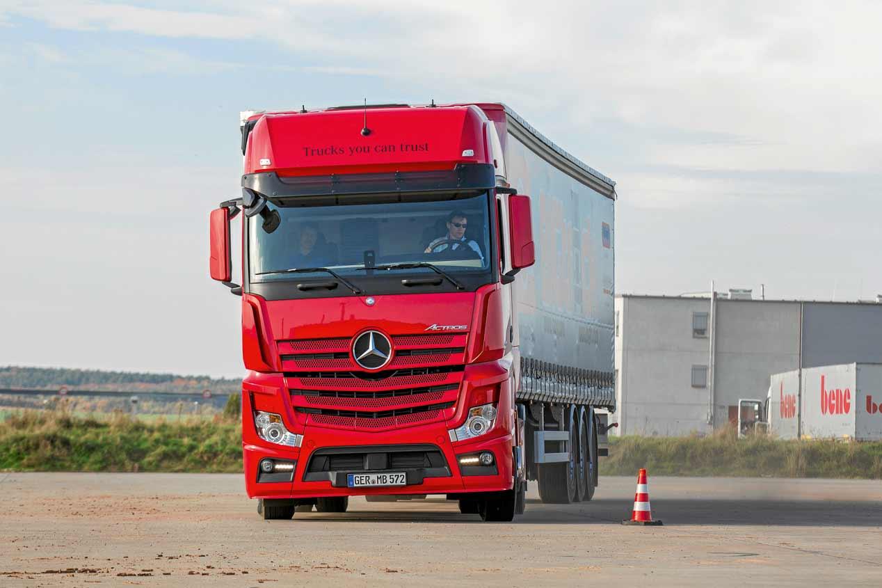 Los camiones más brutales y potentes del momento