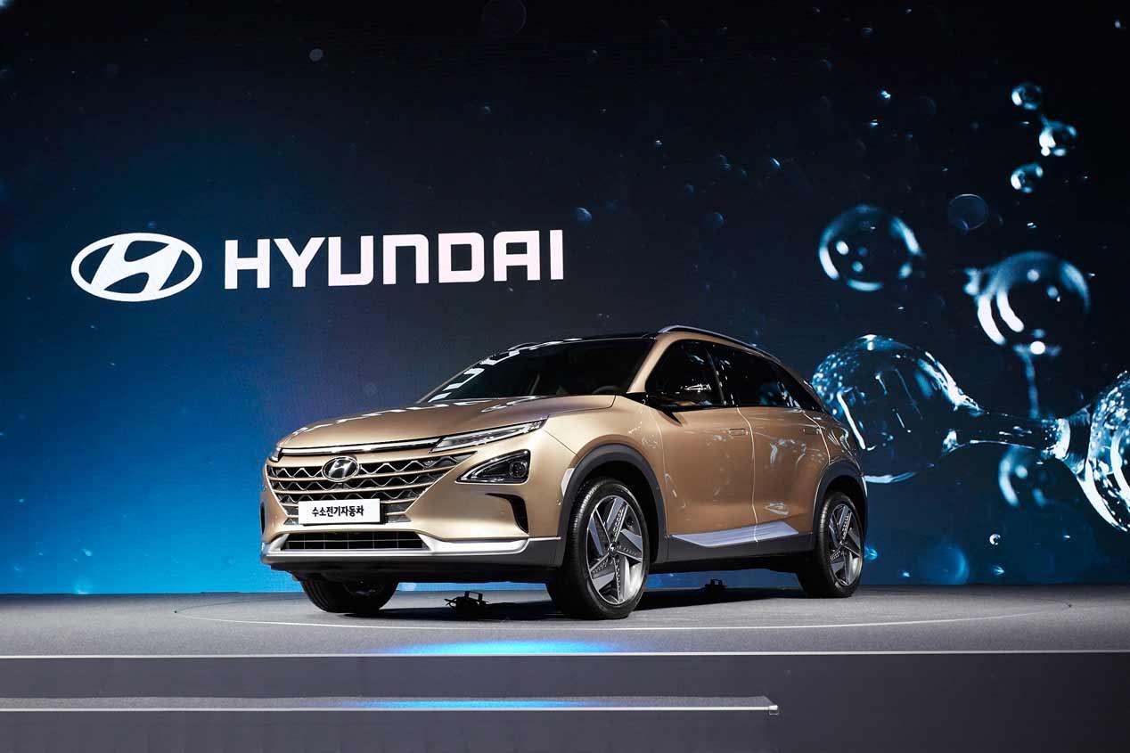 Hyundai tendrá un nuevo SUV en 2018: ¿el futuro Tucson?