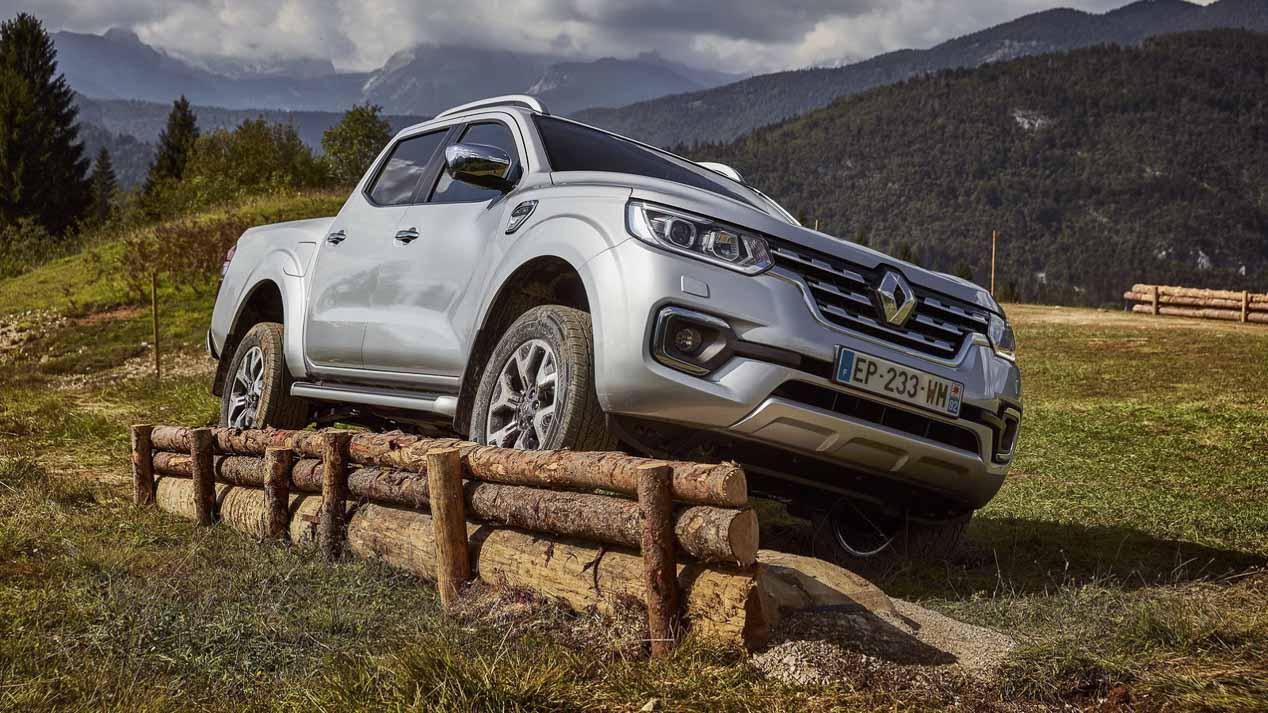 Renault Alaskan, confirmado para Europa