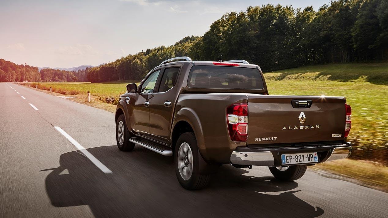 Renault Alaskan, el nuevo pick-up llegará a Europa