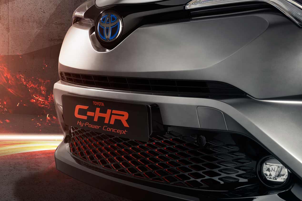 Las novedades de Toyota en el Salón de Frankfurt 2017