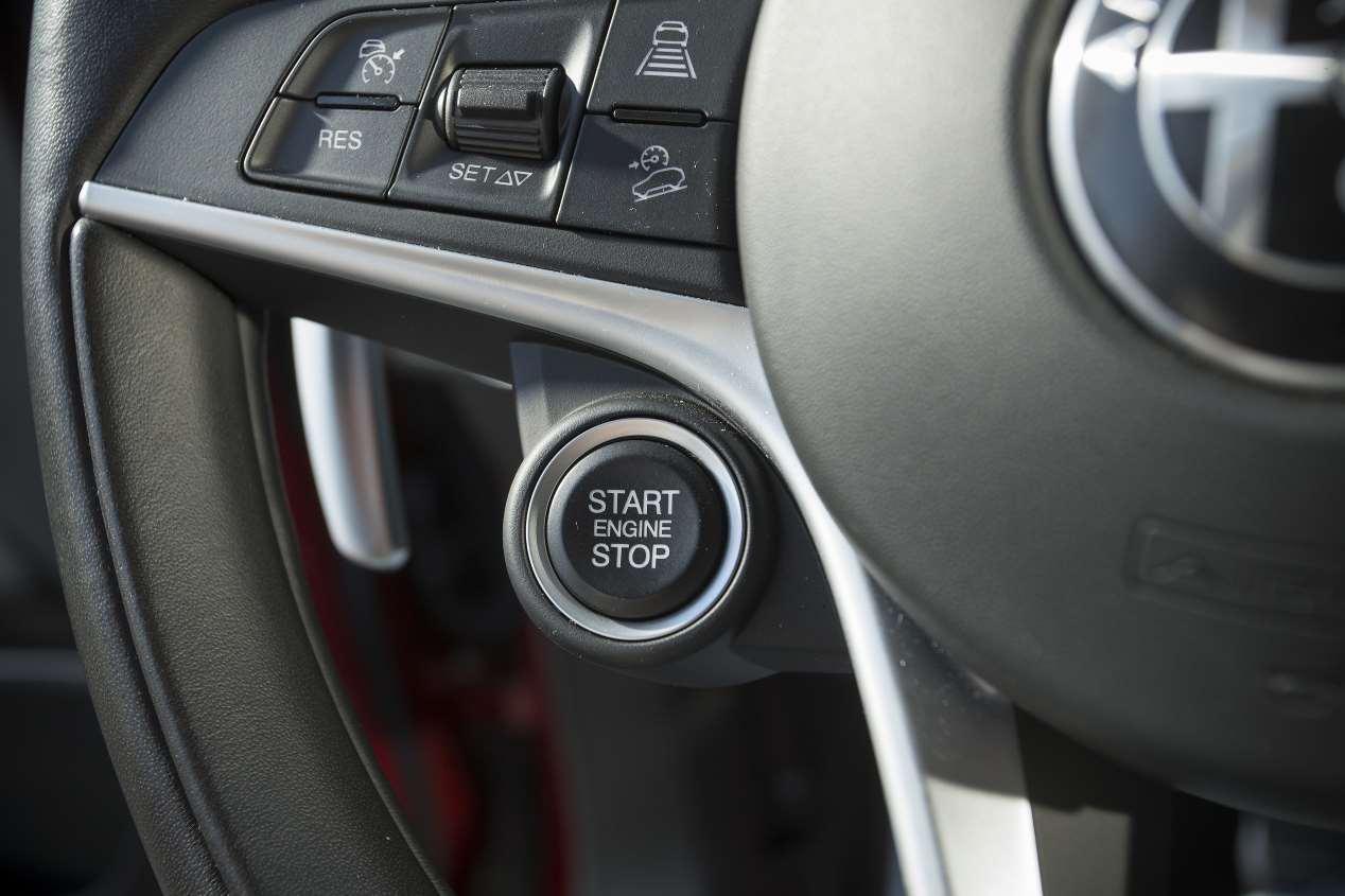 Alfa Romeo Stelvio 2.2 Diesel Q4: primeras impresiones
