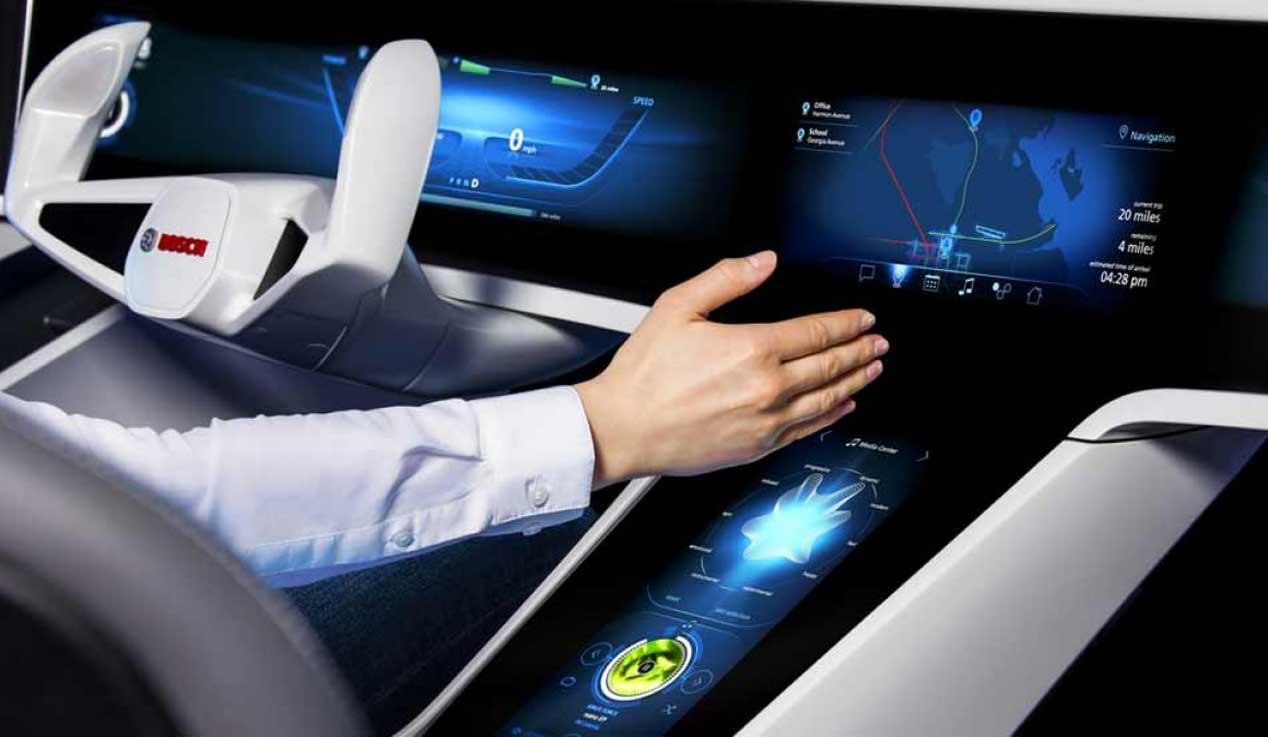 Las marcas que más invierten en el coche autónomo