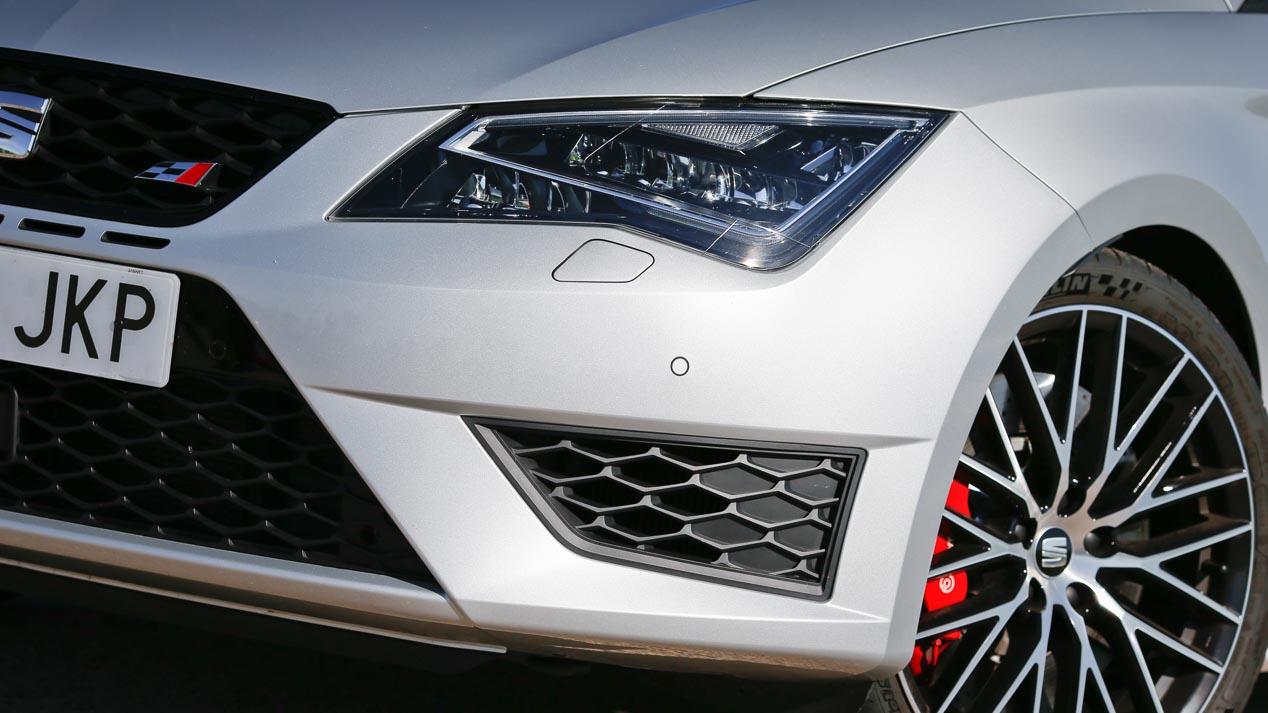 Seat León Cupra R: ¡con 310 CV de potencia!