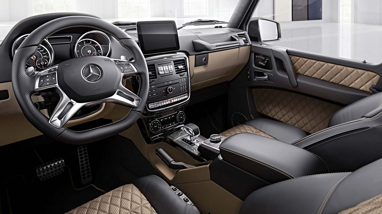 Mercedes en Frankfurt: adiós Clase G, hola EQ A
