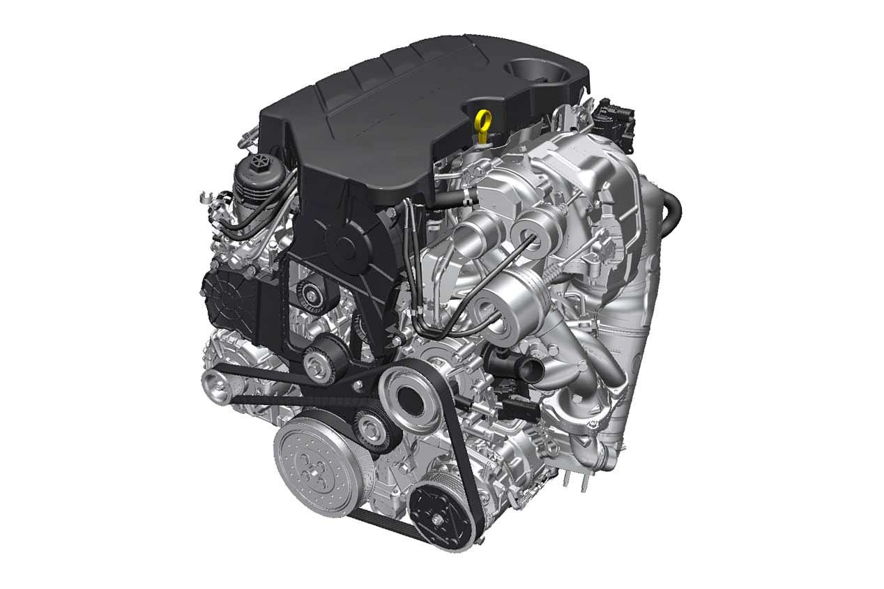Opel Insignia biturbo Diesel de 210 CV en el Salón de Frankfurt