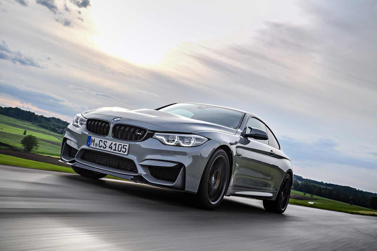 BMW M4 CS, las fotos de la nueva joya deportiva
