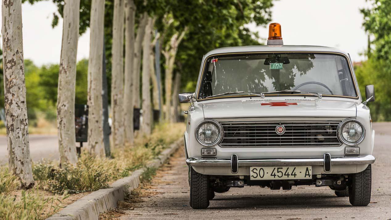 Seat 124 Ambulancia: probamos un coche histórico
