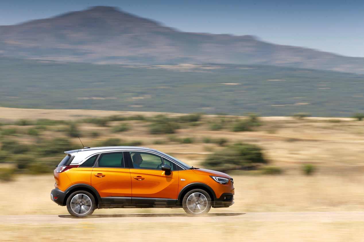 Opel Crossland X 1.6 Turbo D: probamos el nuevo SUV