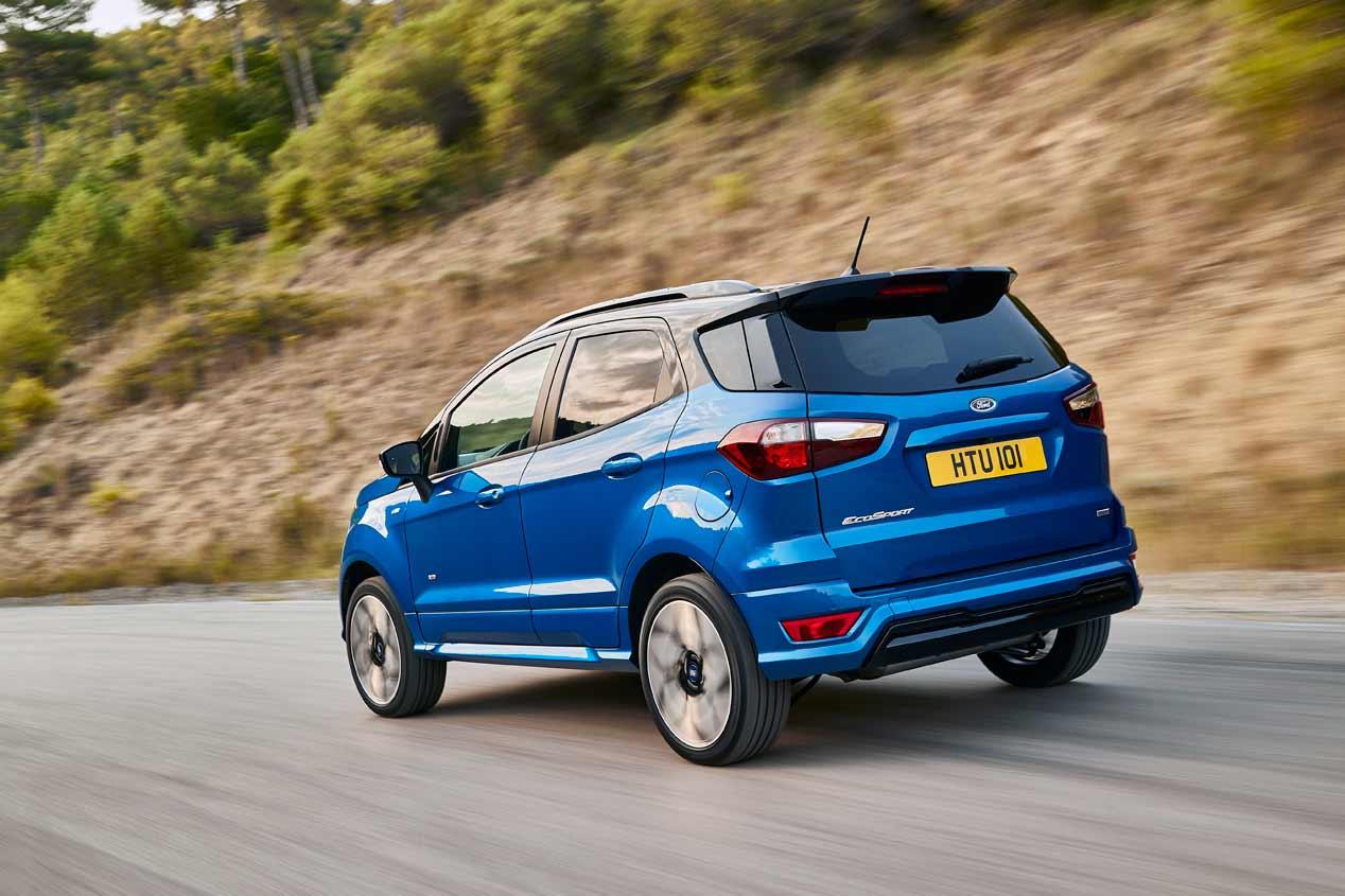El Ford EcoSport 2018, confirmado para Europa