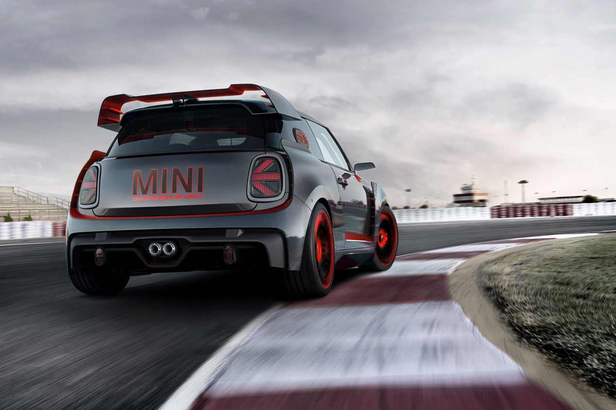 Mini John Cooper Works GP Concept 2017, sus mejores imágenes