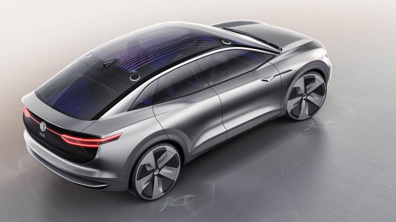 Volkswagen I.D. Crozz: nuevo estreno del SUV en el Salón de Frankfurt