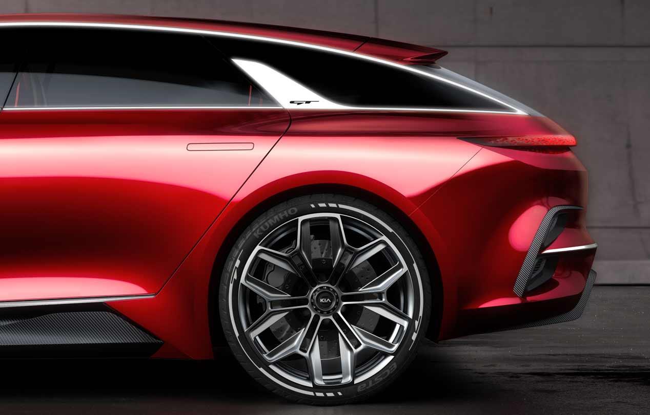 Kia Proceed Concept en el Salón de Frankfurt 2017