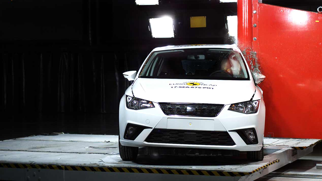 Los últimos test EuroNCAP