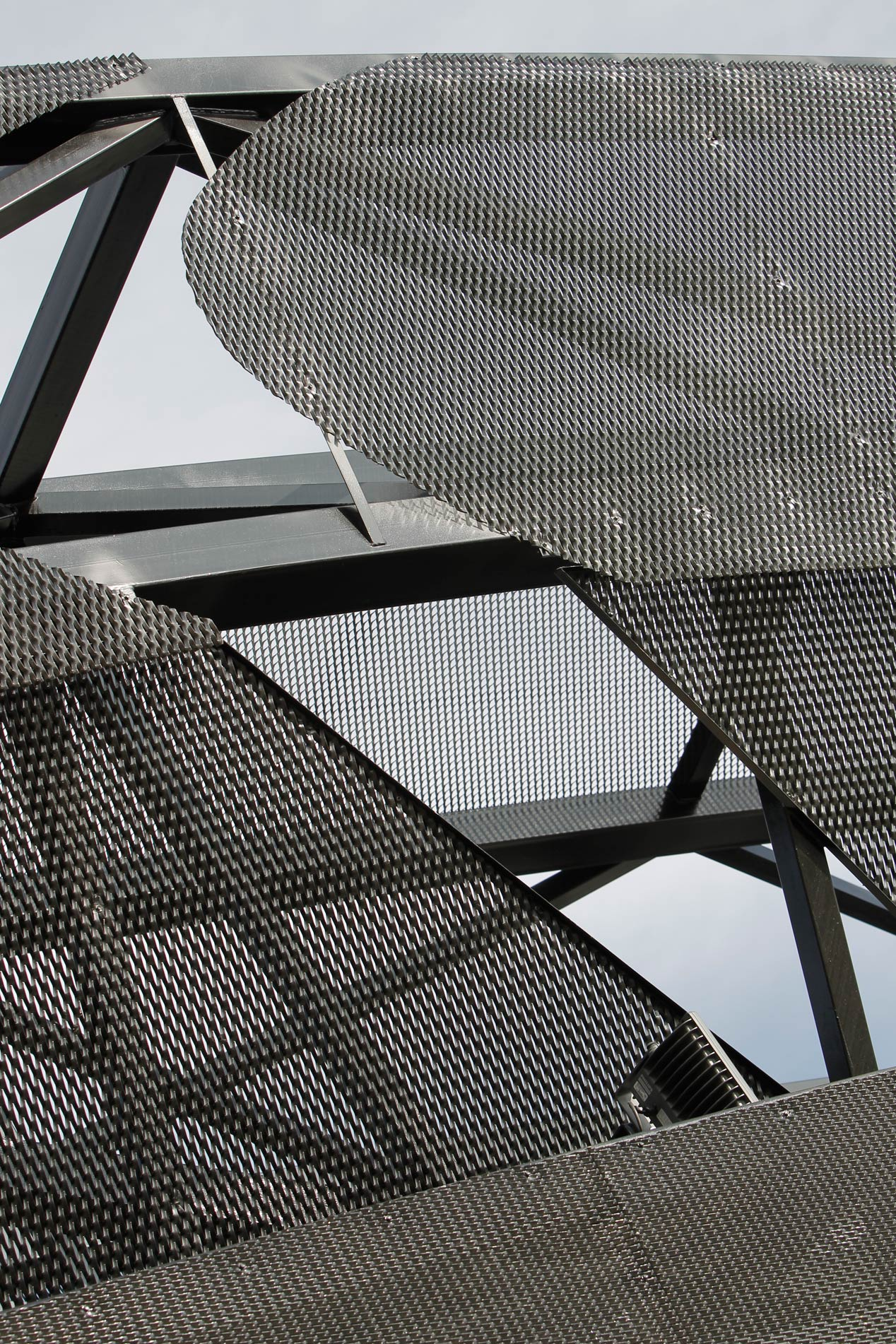 Así luce el nuevo puente Dunlop del Circuito del Jarama