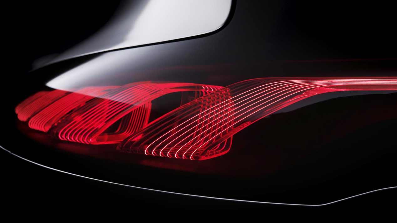 Mercedes presenta en Frankfurt su EQ A Concept