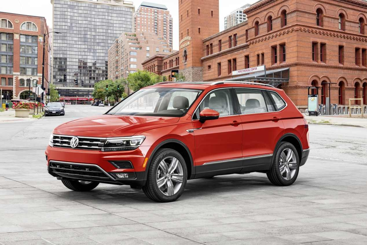 Nuevos VW Golf, Tiguan Coupé, T-Roc, T-Crozz...