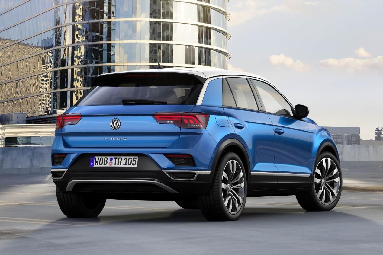Nuevos VW Golf, Tiguan Coupé, T-Roc, T-Crozz...
