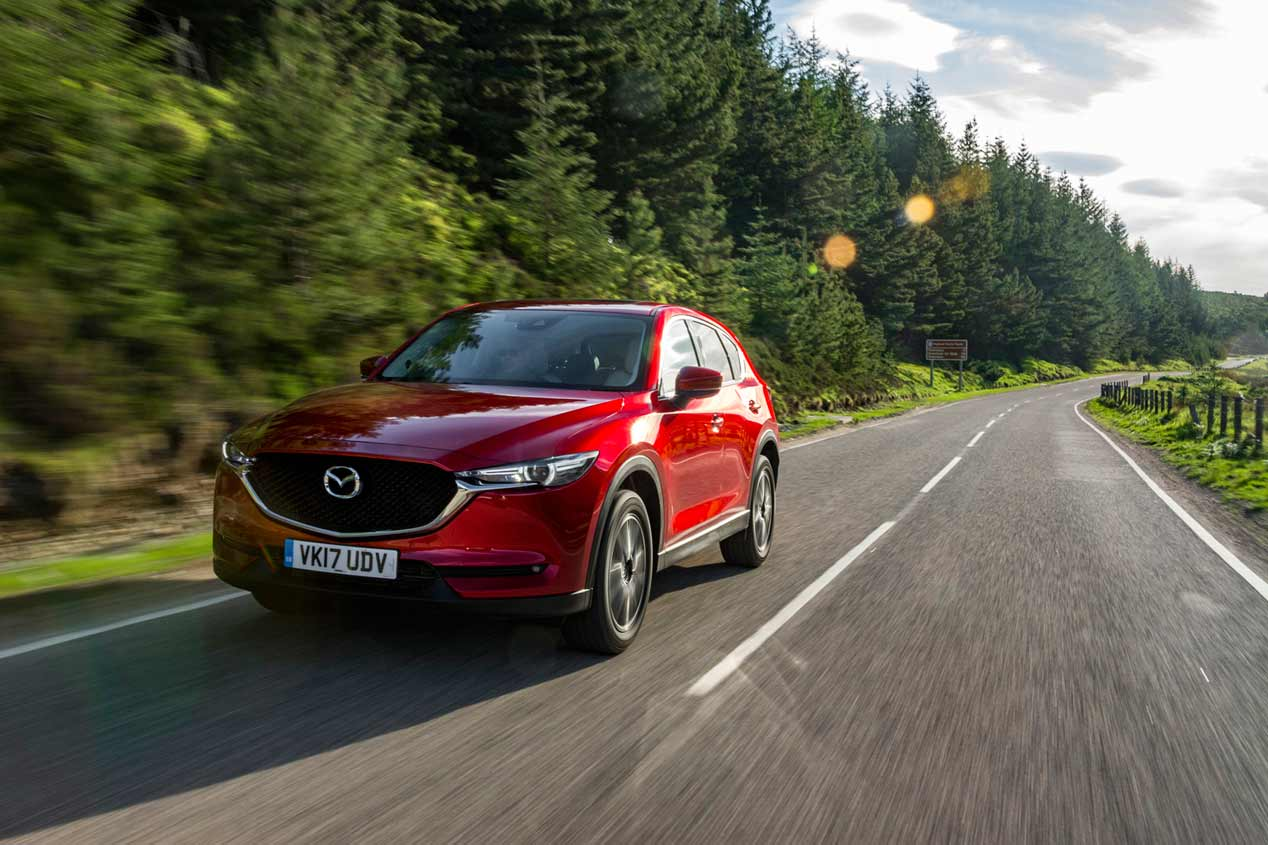 Mazda CX-3 y CX-5, ahora más personalizables