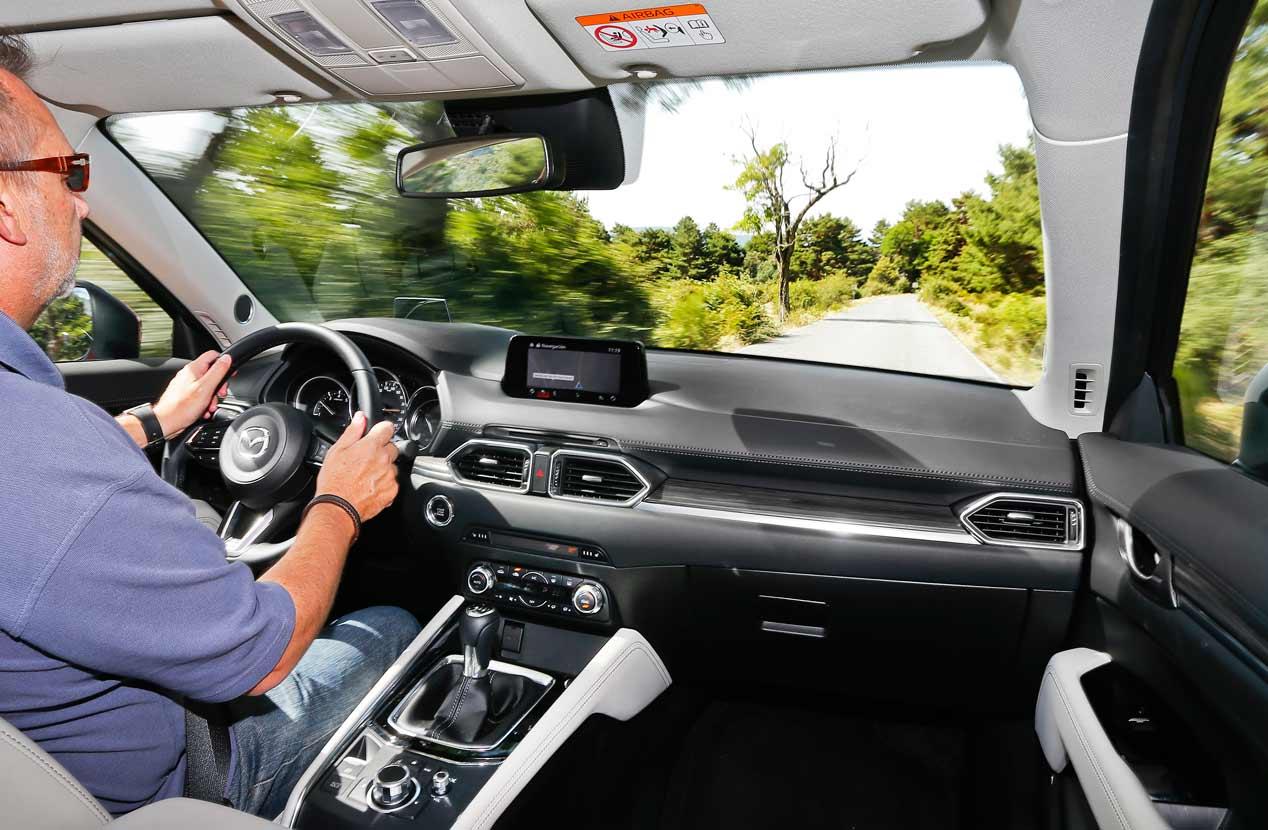 Seat Ateca 1.4 EcoTSI, Mazda CX-5 2.0 Skyactiv-G y Renault Kadjar 1.6 TCe