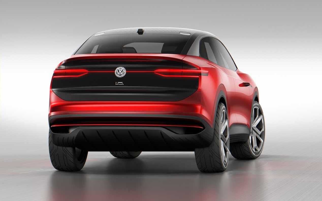 VW I.D. Crozz Concept II: nuevo SUV eléctrico en 2020