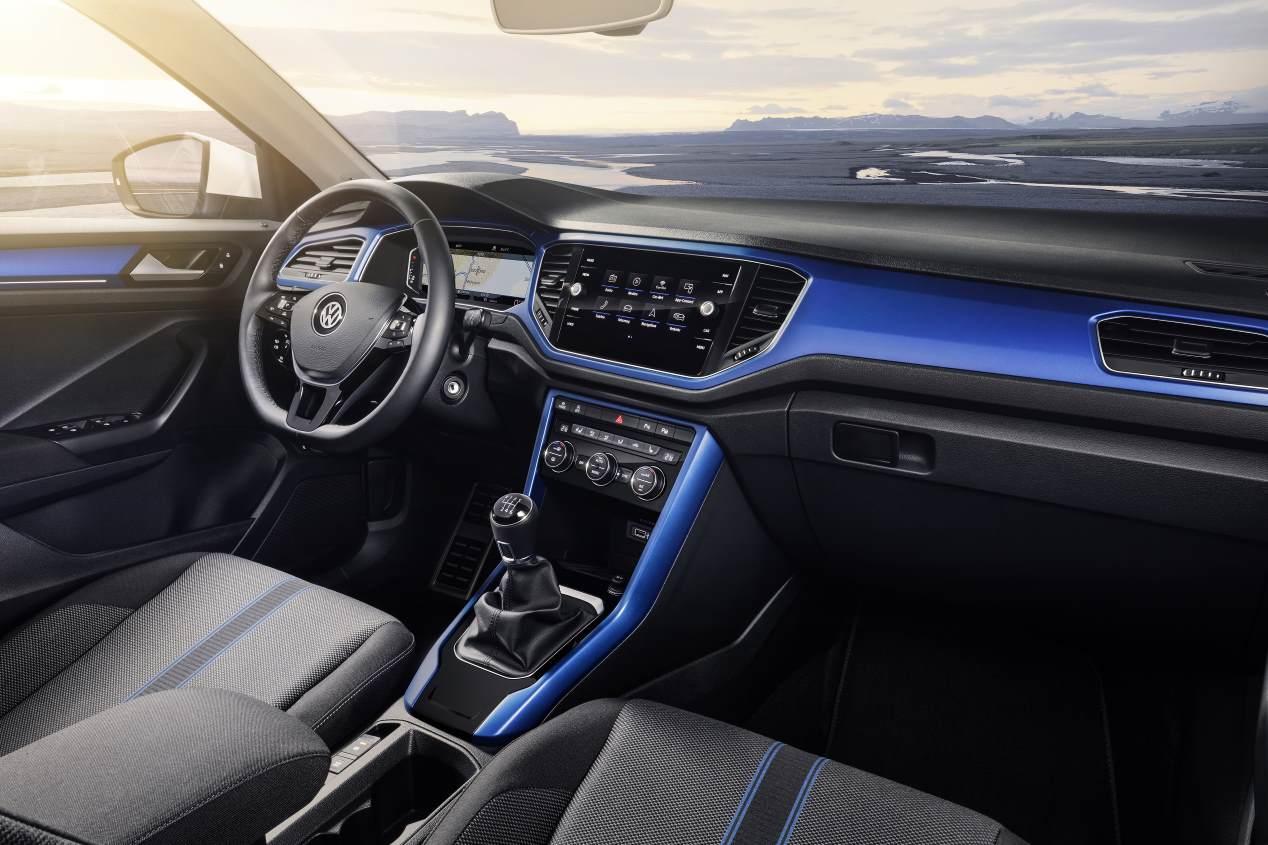 VW T-Roc R-Line, el SUV más deportivo de la gama