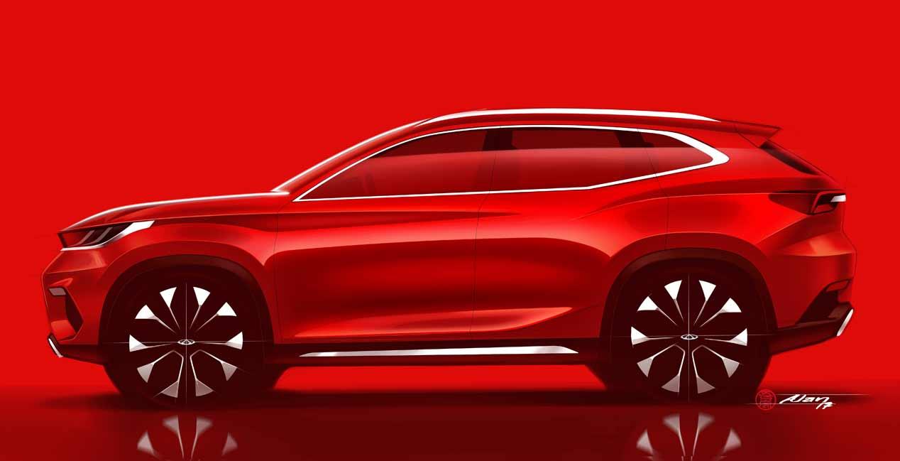 Chery presenta en Frankfurt un nuevo SUV