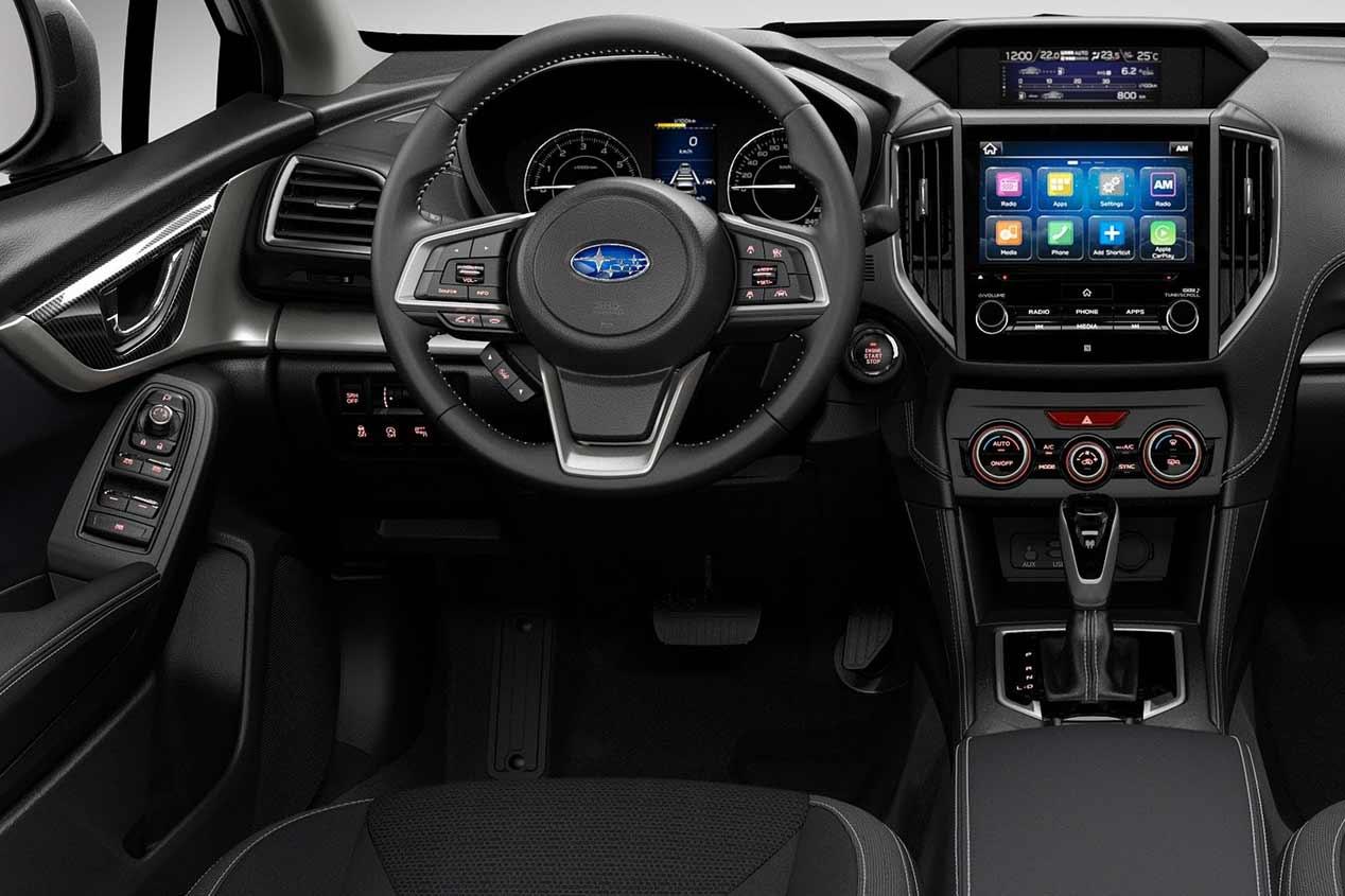 Subaru Impreza 2018, las fotos de su versión europea