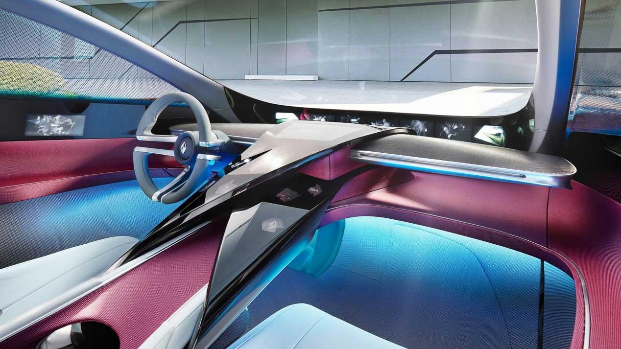 Borgward Isabella Concept: un futuro con mucho pasado