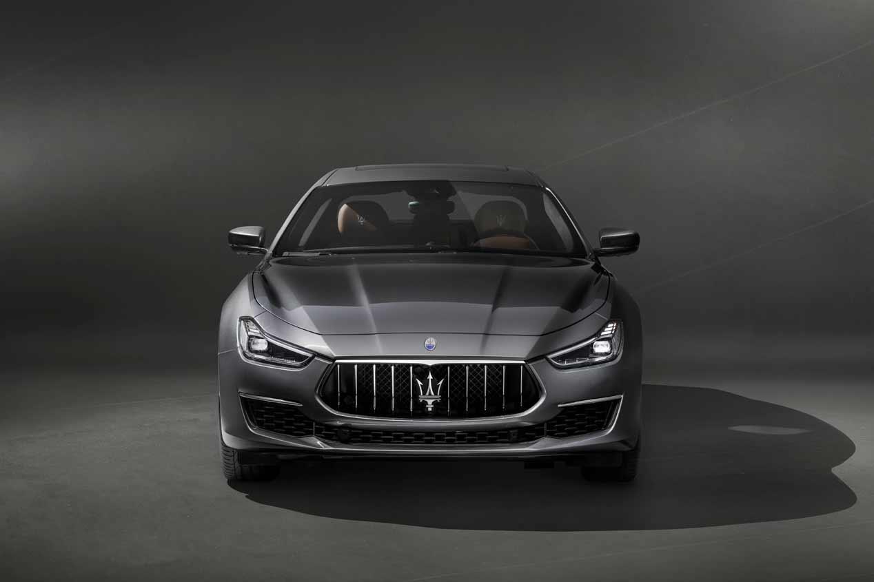 Maserati Ghibli 2018: sus mejores imágenes
