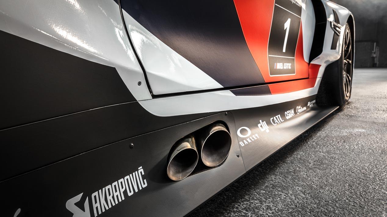 Jaguar I-Pace eTrophy y BMW M8 GTE: kilovatios y caballos
