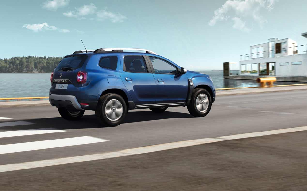 Dacia Duster 2018: las mejores imágenes del nuevo SUV