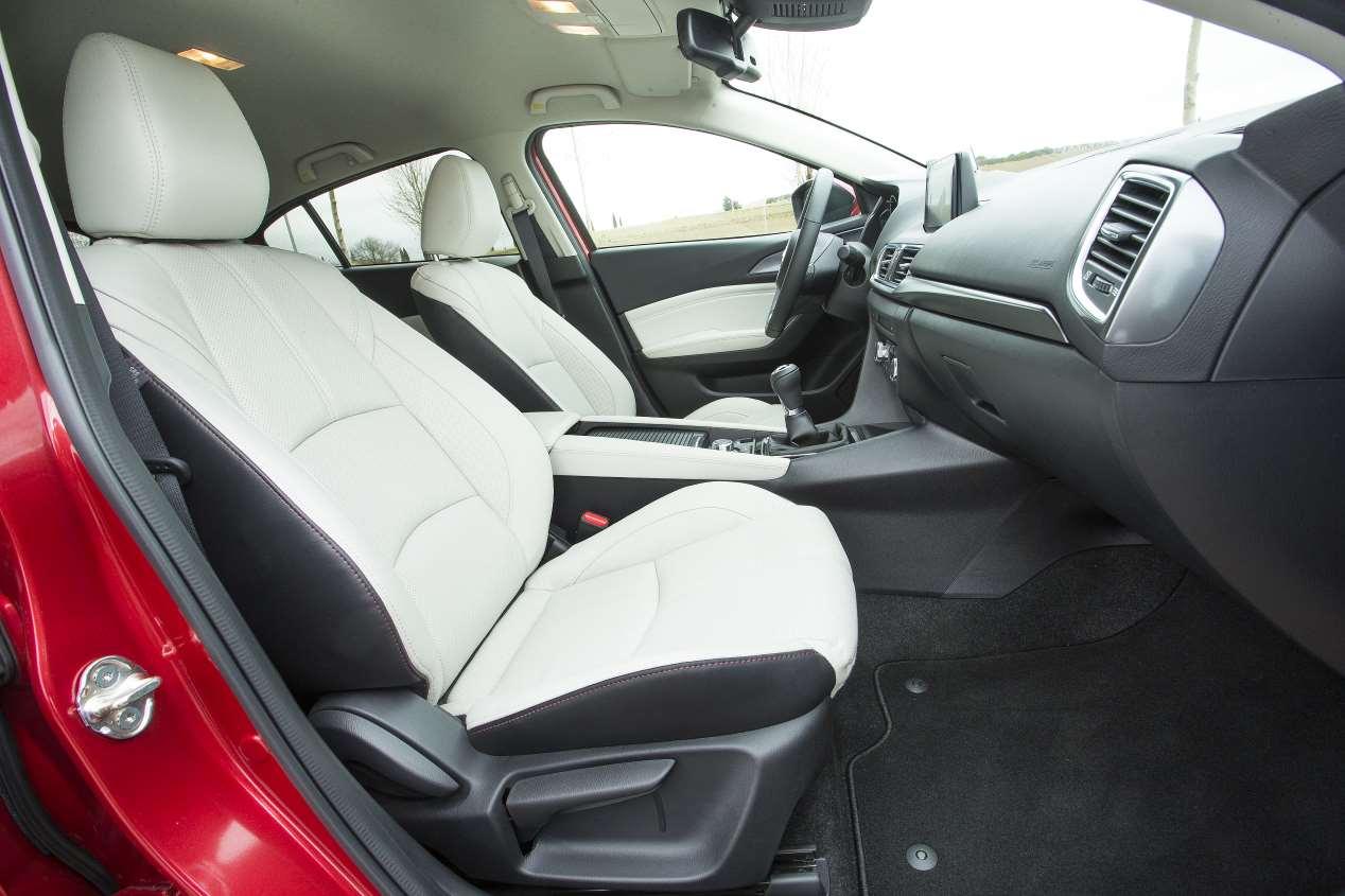 Mazda 3 Skyactiv-G: primeras impresiones