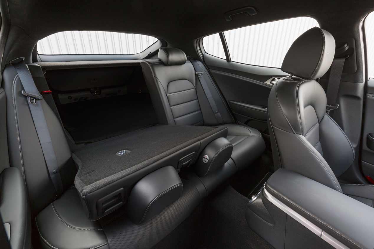 Kia Stinger 3.3 V6, a prueba