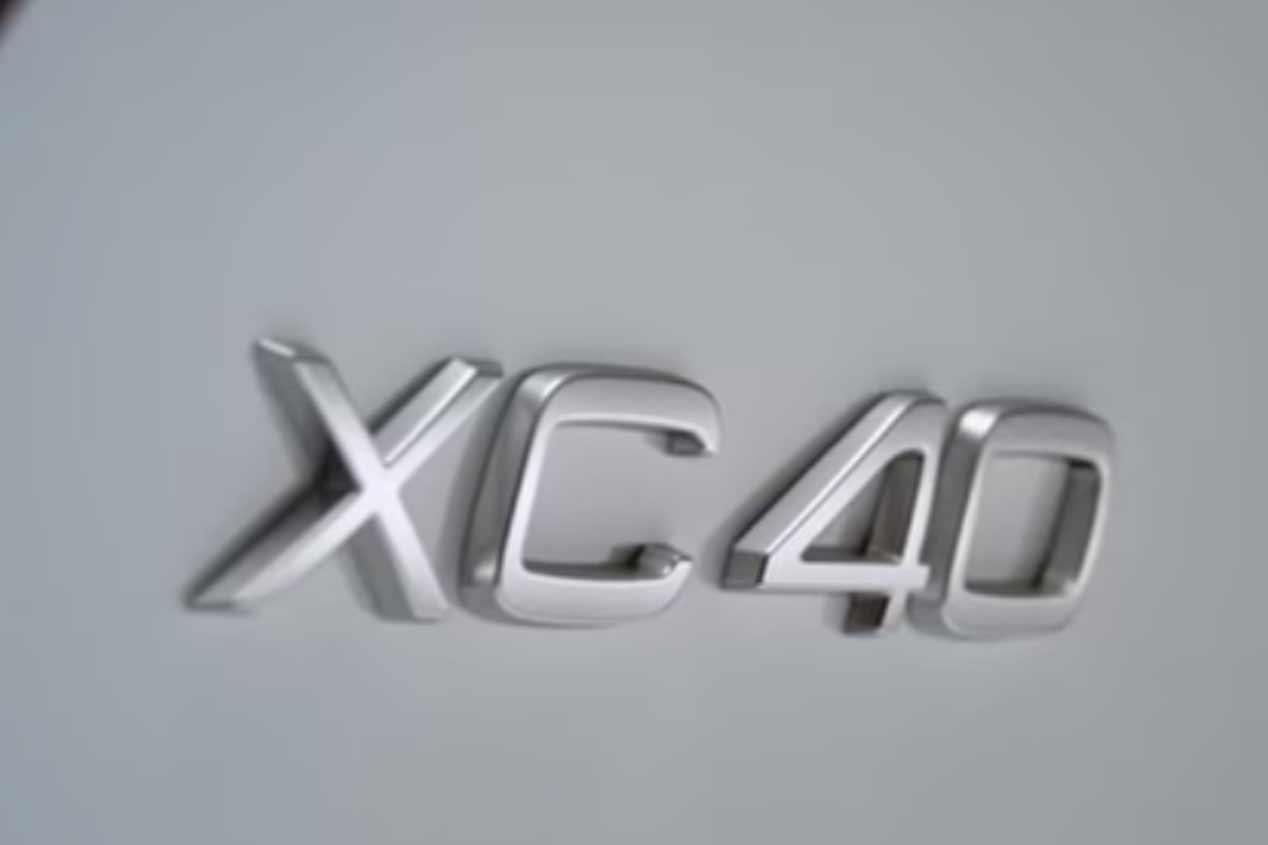 Filtrado el nuevo Volvo XC40: así es