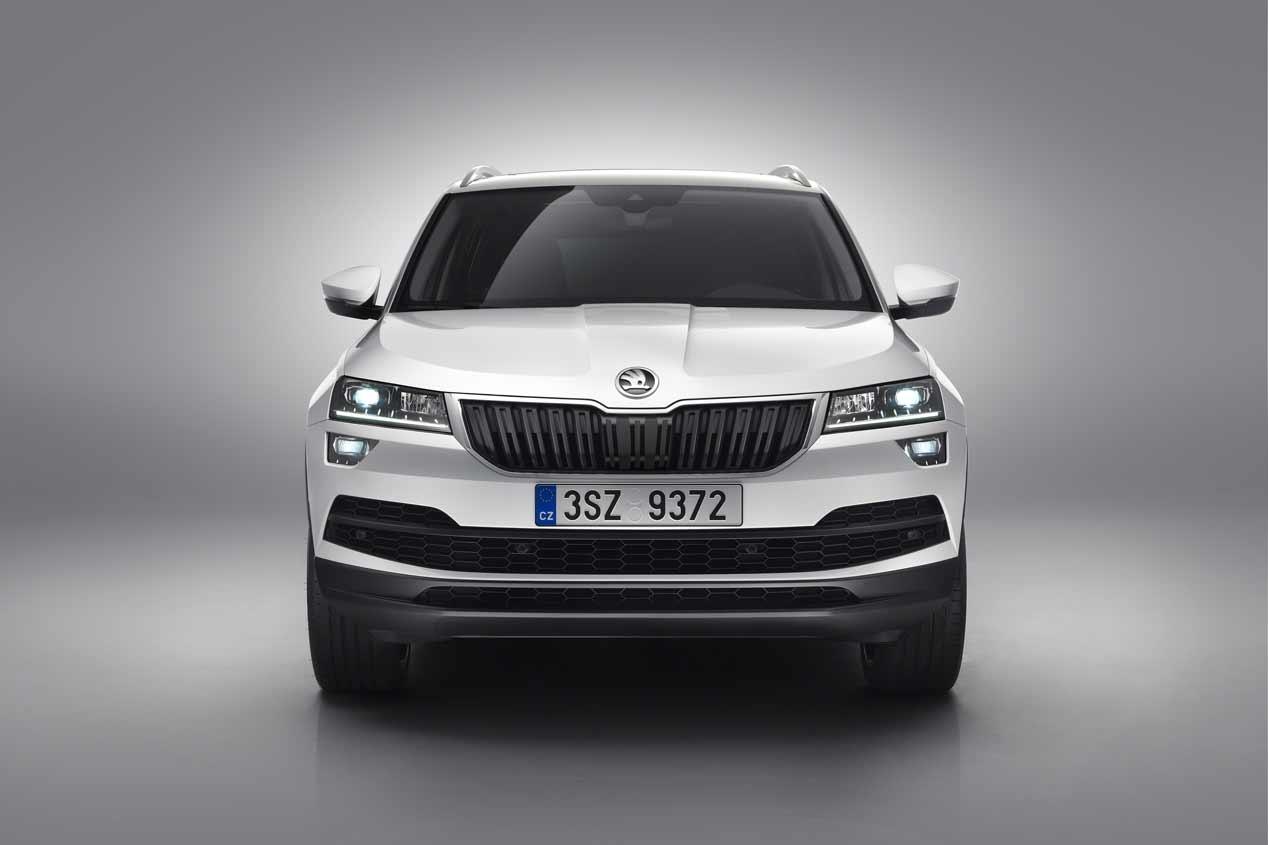 Skoda Karoq, nuevo SUV compacto en el Salón de Frankfurt