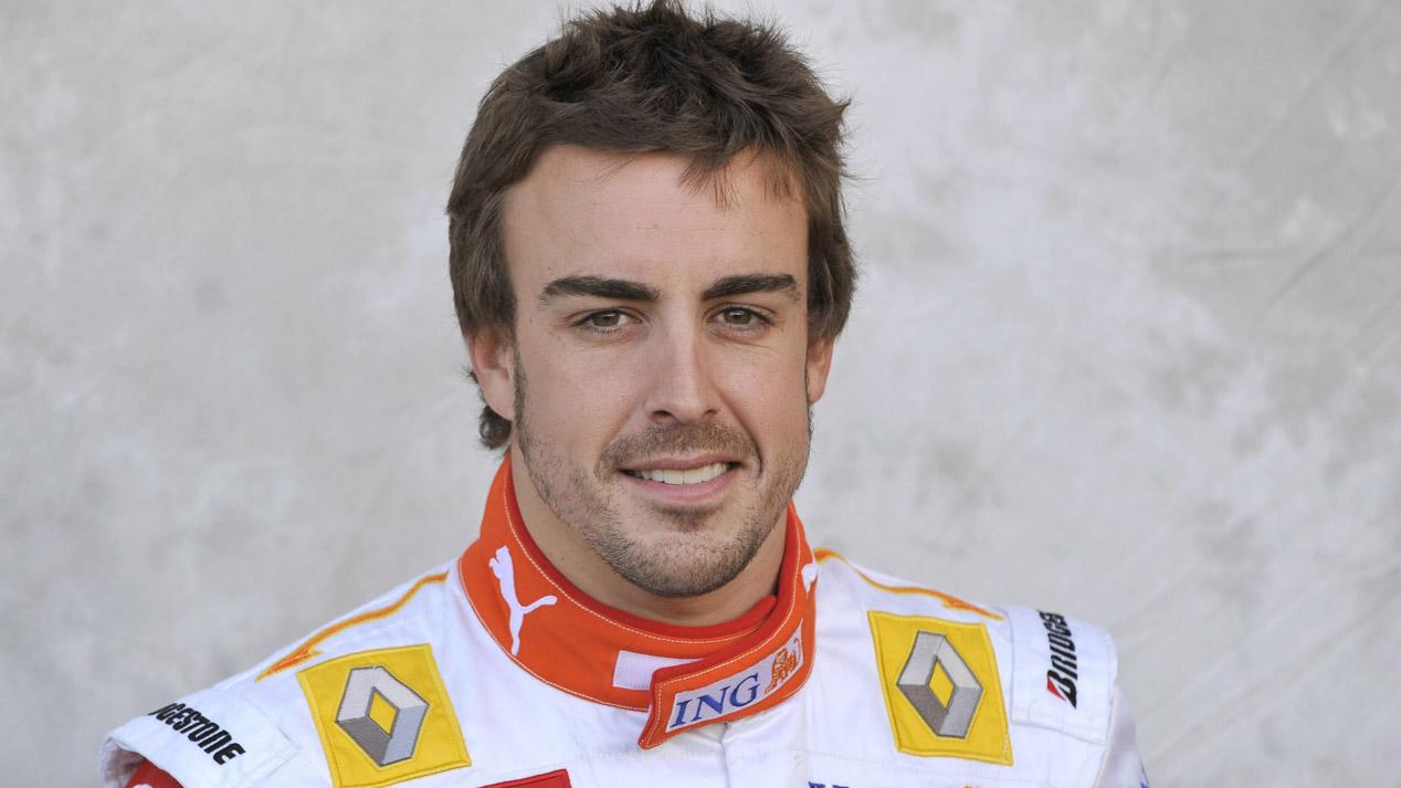 Fernando Alonso y Renault