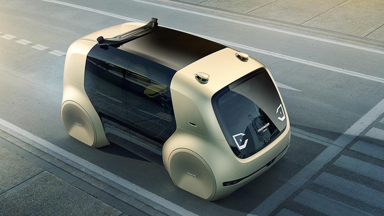 VW Sedric, el futuro autónomo estará disponible en 4 años