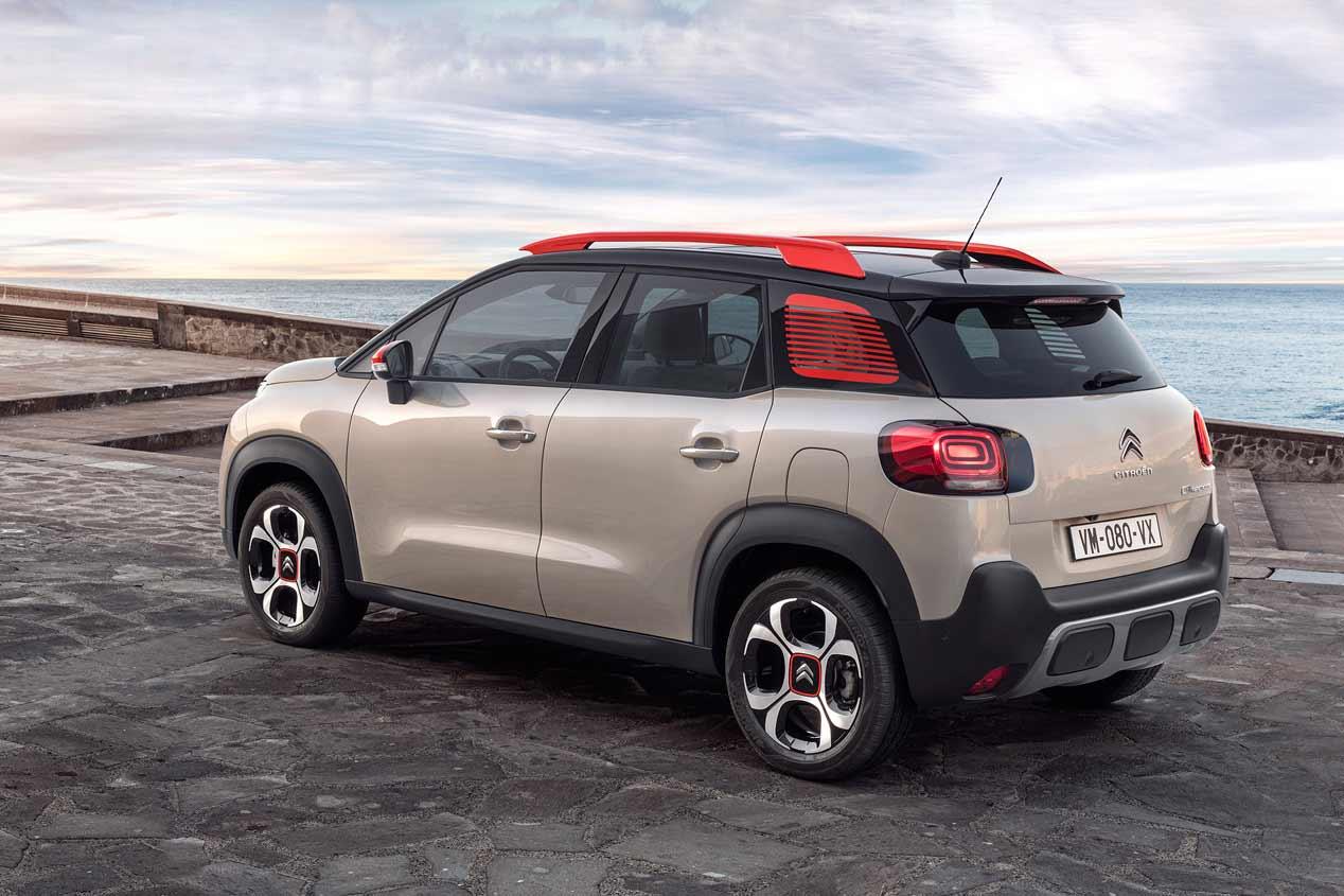 Citroën C4 Cactus 2018: el compacto, con rasgos de C3 y C5 Aircross