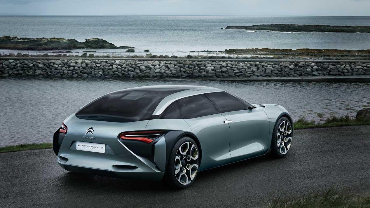 Confirmado: el nuevo Citroën C5 llegará en 2020