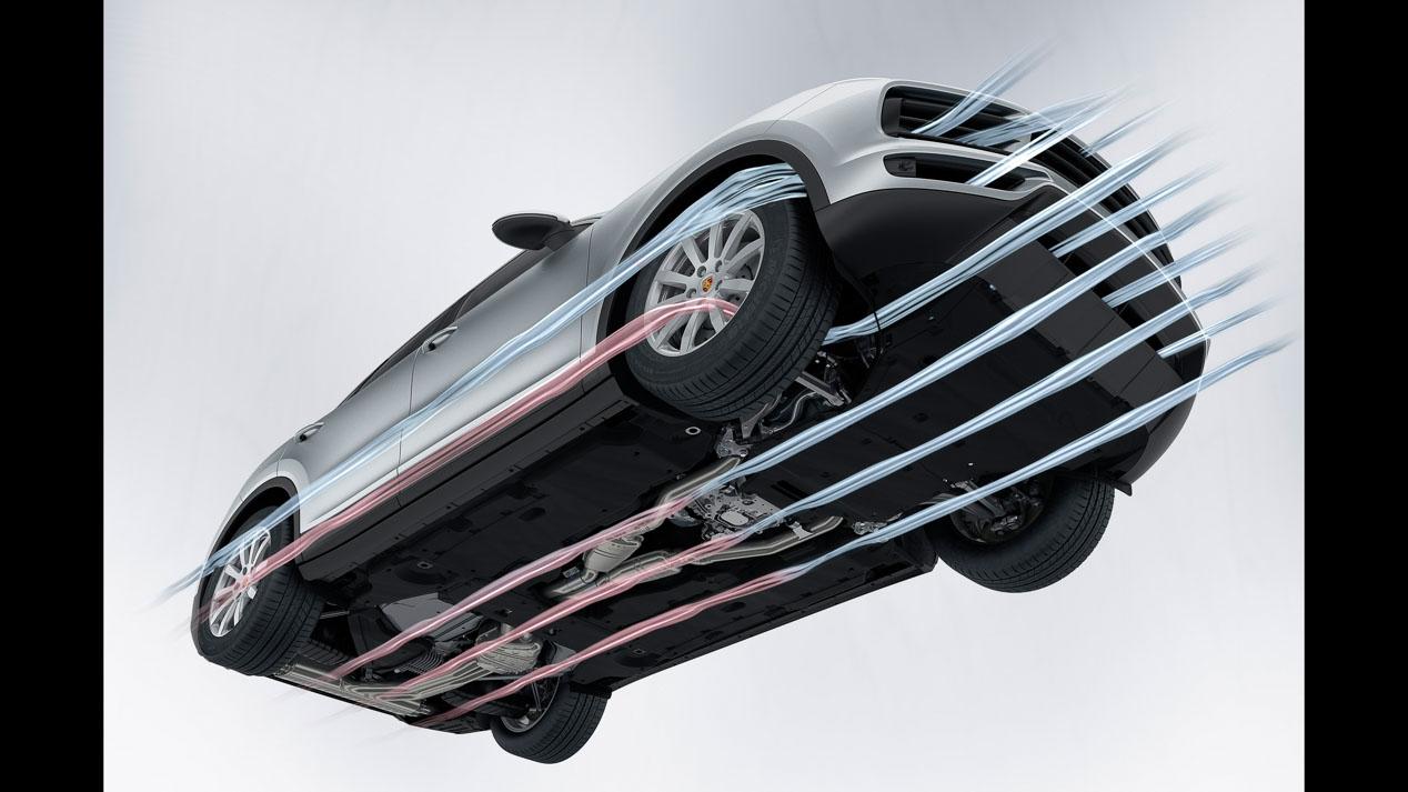 Así es el nuevo Porsche Cayenne: todas sus tecnologías