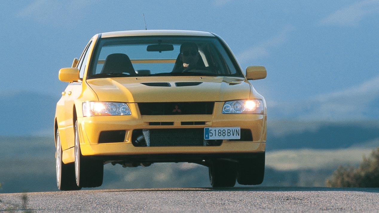 Mitsubishi e-Evolution Concept: ¿el regreso del Evo?