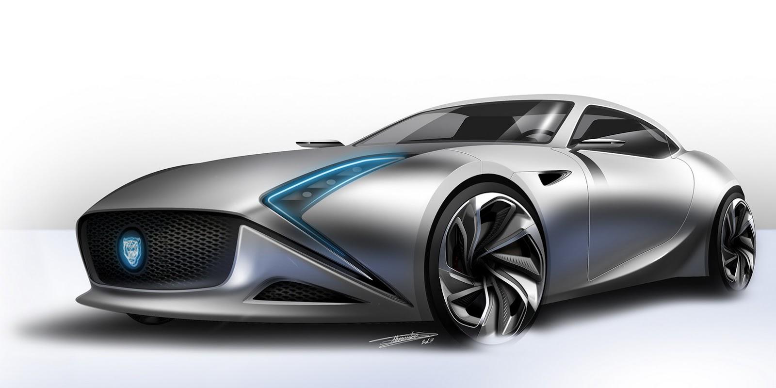 Jaguar F-Type, así podría ser en el futuro