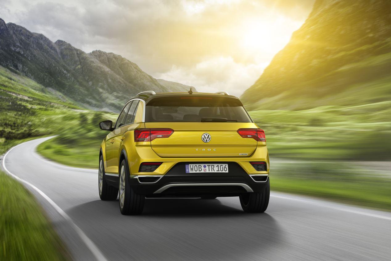 Volkswagen T-Roc: ya tenemos precios de partida