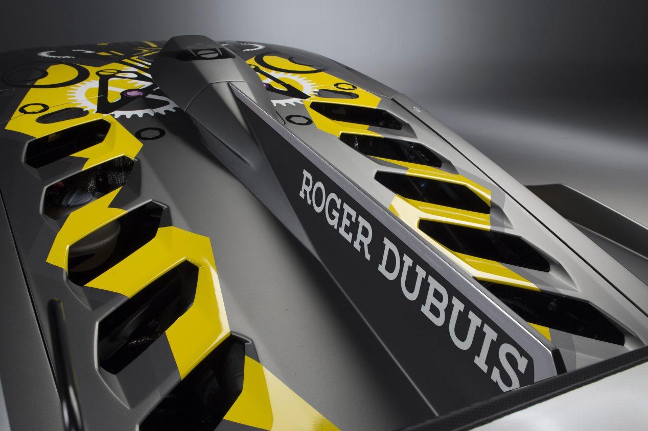 El nuevo Lamborghini Huracán Super Trofeo EVO, en fotos