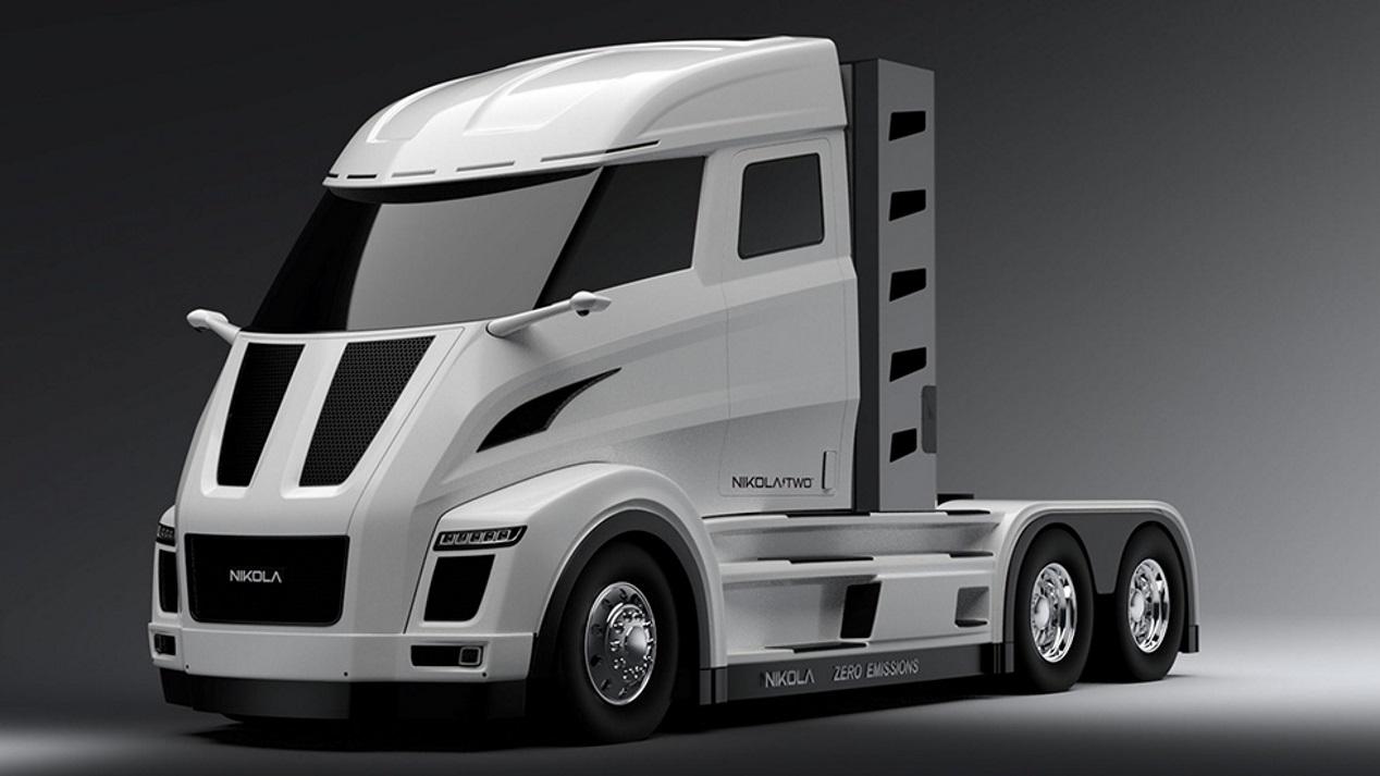 Nikola One y Two: así será el camión eléctrico que llegará en 3 años