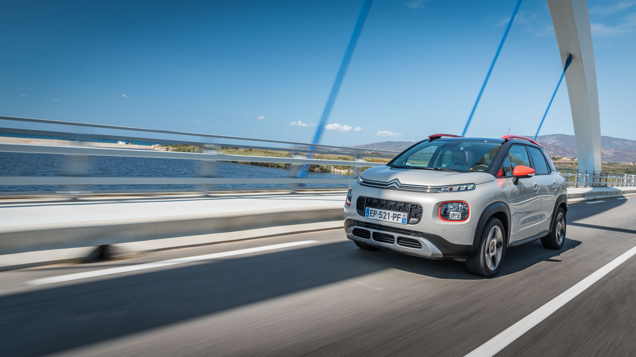 Citroën C3 Aircross: el nuevo SUV compacto, a prueba