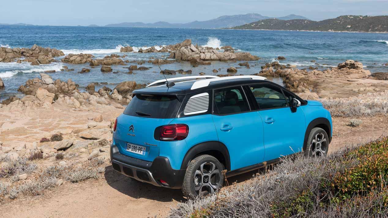 Citroën C3 Aircross: probamos el SUV más original, ¡desde ...