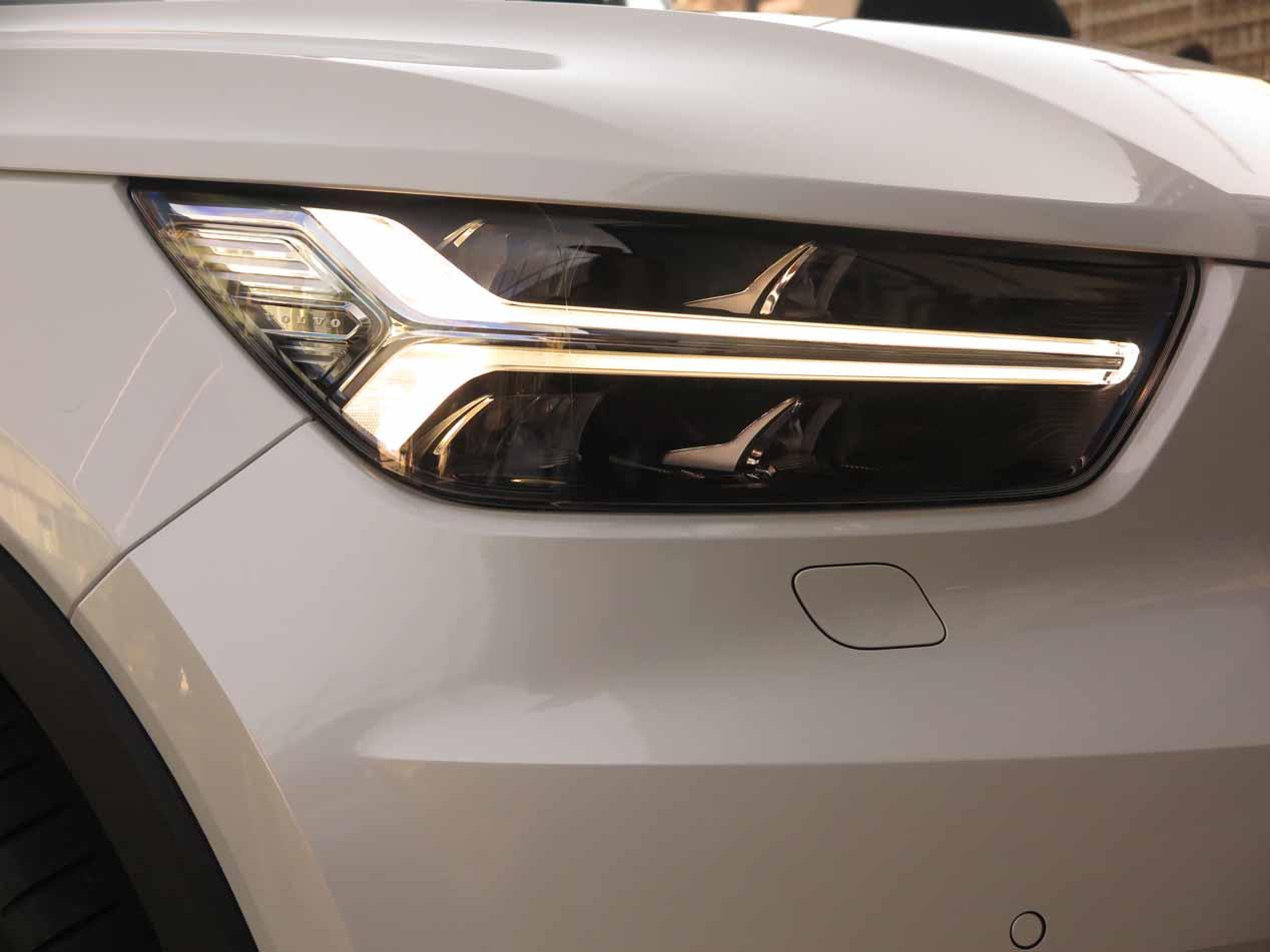 Los detalles del Volvo XC40