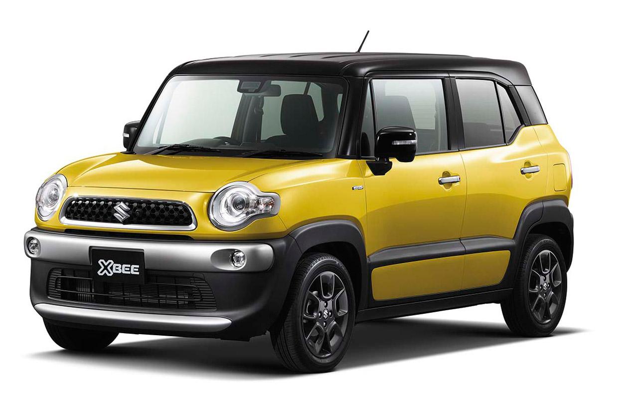 Las novedades de Suzuki en el Salón de Tokio